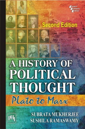A HISTORY OF POLITICAL THOUGHT, 2ED,(*)