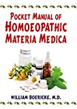 Pocket Manual of Homeopathic Materia Medica and Repertory
