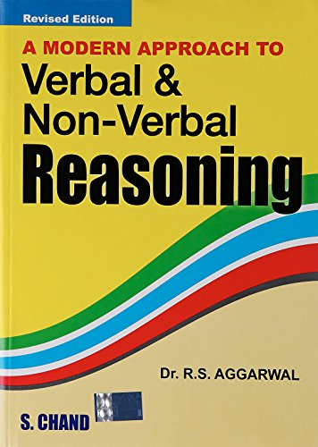 A MODERN APPROACH TO VERBAL & NON-VERBAL REASONING,(*)