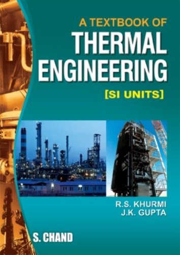 A TEXTBOOK OF THERMAL ENGINEERING(*)