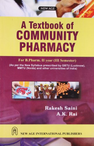 A TEXTBOOK OF COMMUNITY PHARMACY