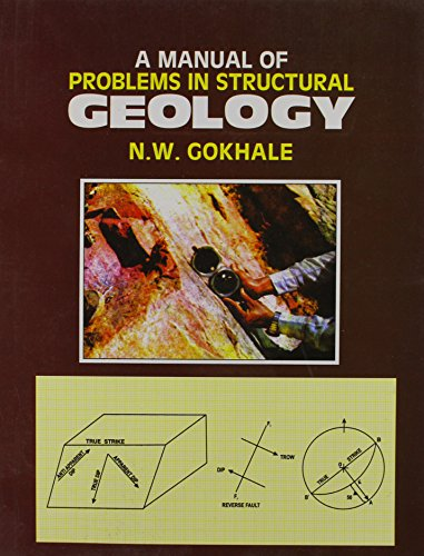 A MANUAL OF PROBLEMS IN STRUCTURAL GEOLOGY (PB-2014)