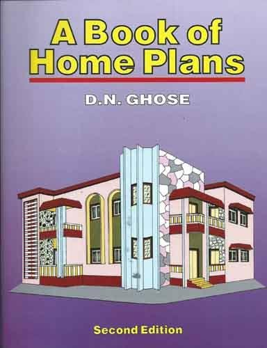 A BOOK OF HOME PLANS,2ED (PB-2013)