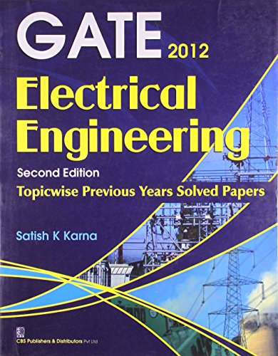 GATE 2012  ELECTRICAL ENGINEERING, 2ED