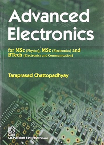 ADVANCED ELECTRONICS FOR MSC (PHYSICS), MSC(ELECTRONICS) AND B.TECH (ELECTRNOICS & COMMUNICATIONS)