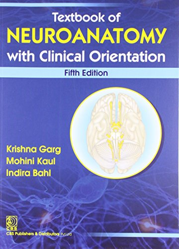 TEXTBOOK OF NEUROANATOMY WITH CLINICAL ORIENTATION,5ED