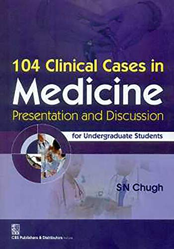 104 CLINC CASES MED PRES DISC UNDERG