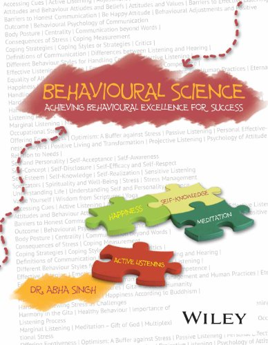 BEHAVIOURAL SCIENCE: ACHIEVING BEHAVIOURAL EXCELLENCE FOR SUCCESS