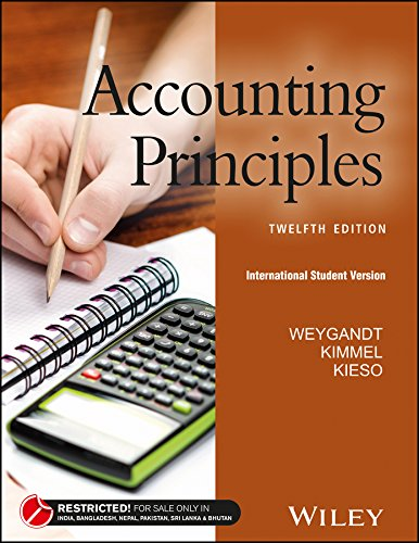 ACCOUNTING PRINCIPLES 12ED ISV (PB 2017)