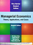 MANAGERIAL ECONOMICS : THEORY, APPLICATIONS, AND CASES