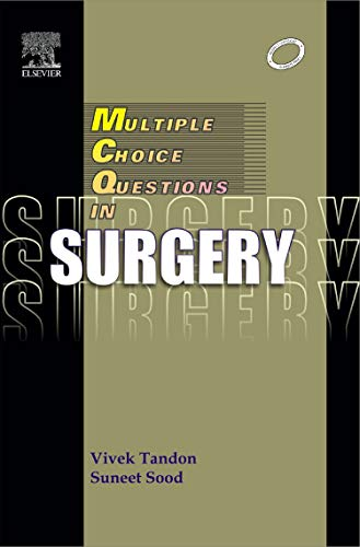 MCQS IN SURGERY (OUT OF PRINT)