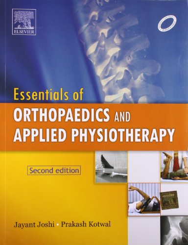 ESSENTIALS OF ORTHOPEDICS & APPLIED PHYSIOTHERAPY,2ED