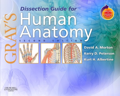 GRAY'S DISSECTION GUIDE FOR HUMAN ANATOMY, 2ED