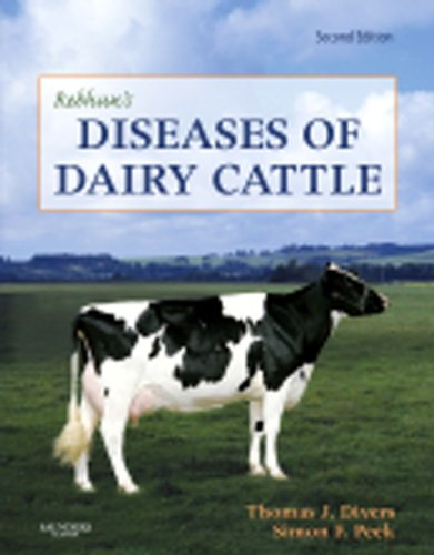 REBHUN'S DISEASES OF DAIRY CATTLE, 2ED