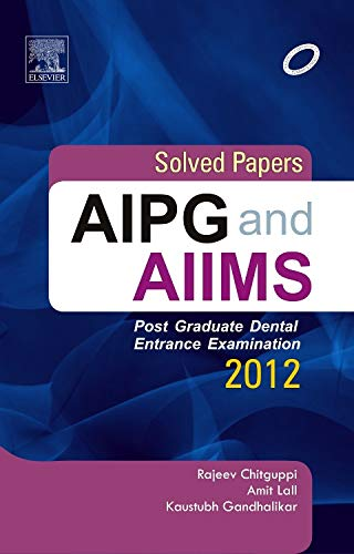 AIPG AND AIIMS 2012 SOLVED PAPERS