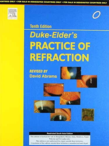 DUKE-ELDER'S PRACTICE OF REFRACTION, 10E