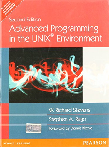 ADVANCED PROGRAMMING IN THE UNIX ENVIRONMENT,4ED