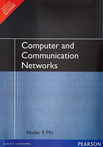 COMPUTER & COMMUNICATION NETWORKS