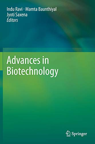 ADVANCES IN BIOTECHNOLOGY (HB)