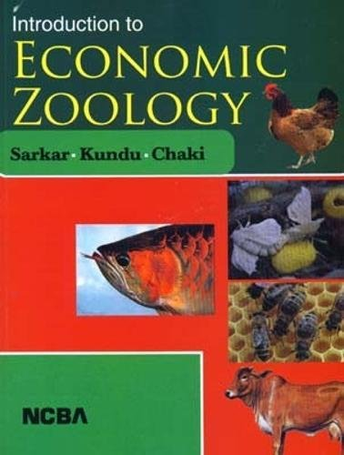 INTRODUCTION ECONOMIC ZOOLOGY