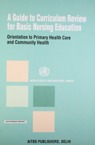 A GUIDE TO CURRICULUM REVIEW FOR BASIC NURSING EDUCATION,(*)