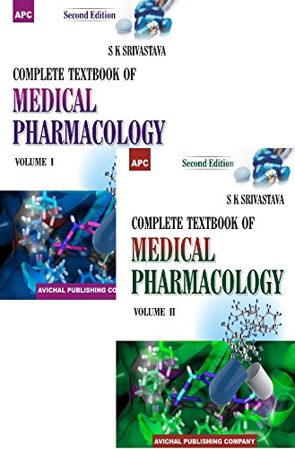 A COMPLETE TEXTBOOK OF MEDICAL PHARMACOLOGY, 2 VOL SET, 2ED