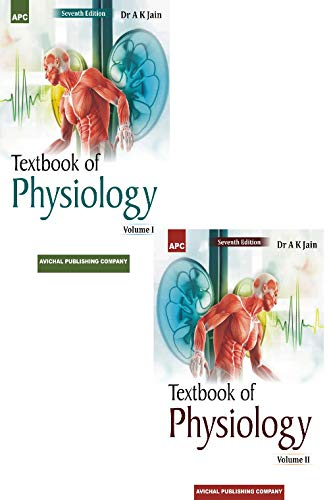 TEXTBOOK OF PHYSIOLOGY. 2 VOLS, 7ED. (*)
