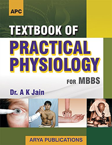 TEXTBOOK OF PRATICAL PHYSICOLOGY FOR MBBS,(*)