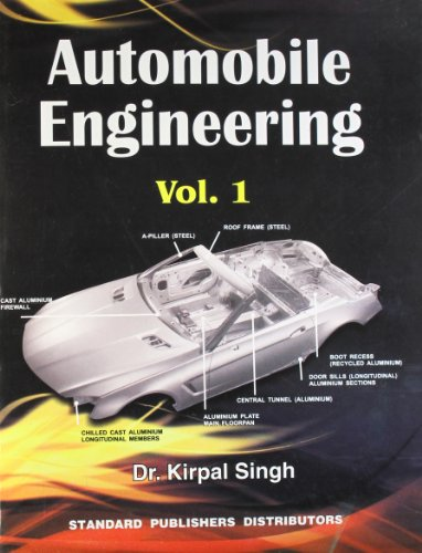 AUTOMOBILE ENGINEERING VOL.1