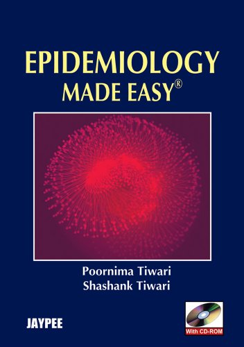 EPIDEMIOLOGY MADE EASY WITH CD-ROM  1ED.