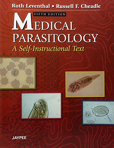 MEDICAL PARASITOLOGY A SELF-INSTRUCTIONAL TEXT, 5ED