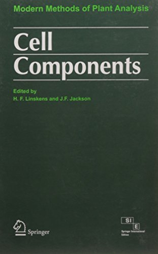 CELL COMPONENTS: MODERN METHODS OF PLANT ANALYSIS