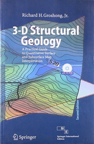 3-D STRUCTURAL GEOLOGY 2ED