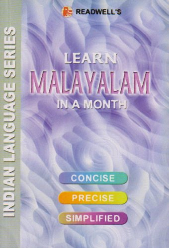 Learn Malayalam in a Month