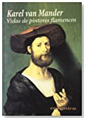 Cover of Vidas de pintores flamencos.