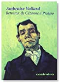 Cover of Retratos de Cézanne a Picasso.