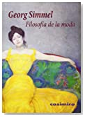 Cover of Filosofía de la moda.