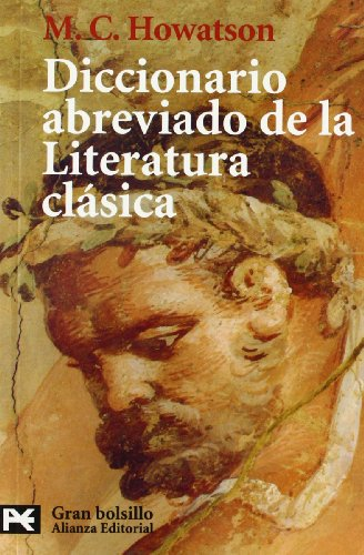 Diccionario abreviado de literatura clasica / Abridged Dictionary of Classical Literature (El Libro De Bolsillo) (Spanish Edition)