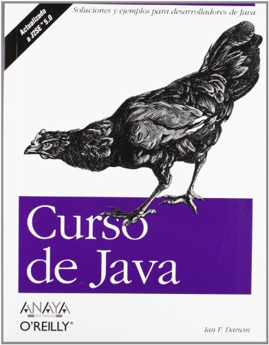 Curso De Java/ Java Cookbook (Spanish Edition)