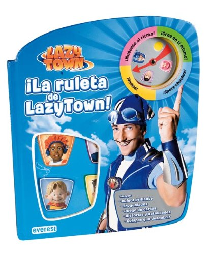 RULETA DE LAZY TOWN