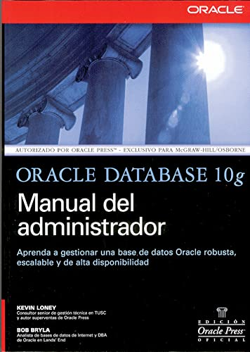 Oracle 10g (Spanish Edition)