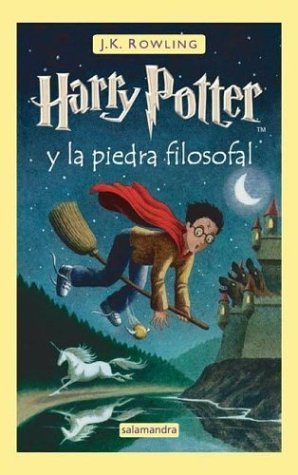 Coleccion de libros de Harry Potter