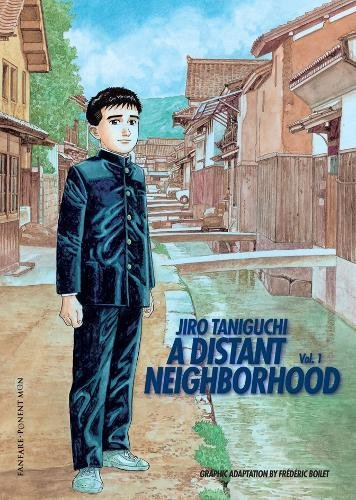 A Distant Neighborhood Book 1 cover