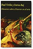 Cover of Discurso sobre el Horror en el Arte.