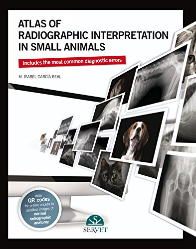 ATLAS OF RADIOGRAPHIC INTERPRETATION IN SMALL ANIMALS  (HB)