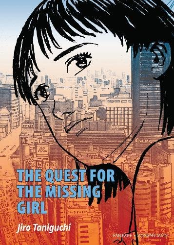 The Quest for the Missing Girl cover