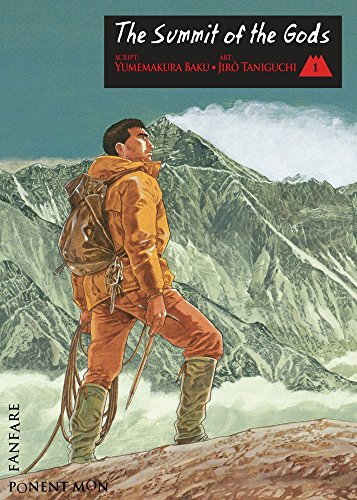 The Summit of the Gods Book 1 cover