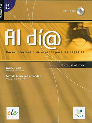 Al dia intermedio. Libro del alumno+CD (Spanish Edition)