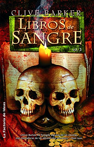 Libros De Sangre/ Books of Blood