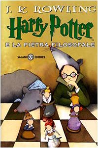 Harry Potter E la Pietra Filosfale (Italian Edition)